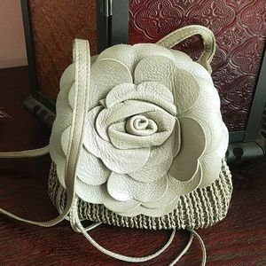 RARE SALE Bottega Veneta Flower Minaudier bag